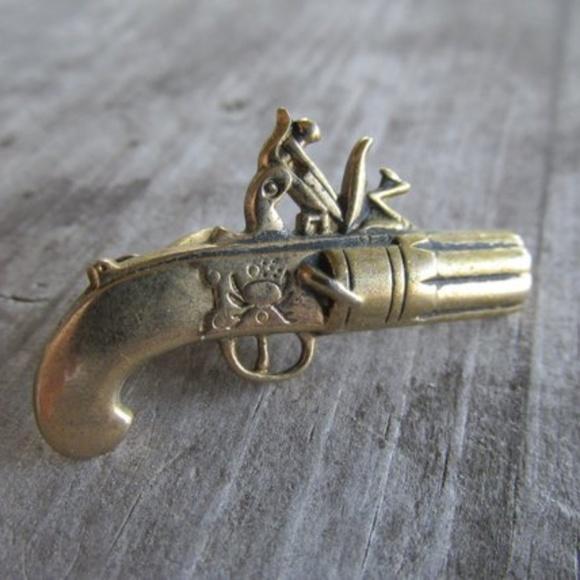 e400845c4857 Swank Accessories | Vintage Derringer Dueling Gun Tie Clip | Poshmark